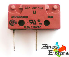 SAIA X4G505K8DM Schalter micro switch interrupteur Krups Espresseria EA8050