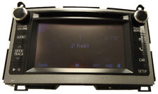 TOYOTA Venza Touch Screen Bluetooth AM FM Radio MP3 CD Player 57042 Factory OEM