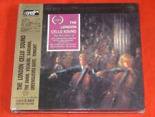 THE LONDON CELLO SOUND JAPAN XRCD CD THE SWAN VOCALISE