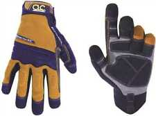Custom Leather Craft 284245 Contractor Xc X-Large High Dexterity Work Gloves
