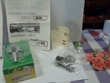 hi-fi kit sc1/43 zakspeed west 841/1 1985