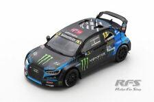 Audi Sport S1 WRX quattro Bakkerud World RX Kanada 2019 Monster 1:43 Spark NEU