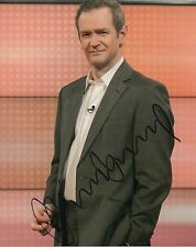 ALEXANDER ARMSTRONG - Signed 10x8 Photograph - TV - POINTLESS