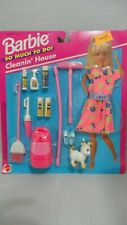 #67171 Barbie So Much To Do! Cleanin' House
