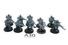 Warhammer Imperial Guard Shock Troopers - A30