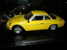 1:24 Leo Renault Alpine A110 1600 S 1971 VP