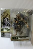 McFarlane Soldiers Second Tour of Duty Marine Radioman Action Figure FREE SHIP