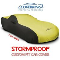 Coverking Stormproof Custom Fit Car Cover for Chevy Corvette Two-Tones!