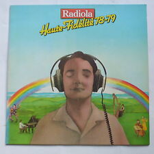 Compil Radiola 78 79 johnny hallyday lucky blondo W. Sheller P. Mauriat 6830303