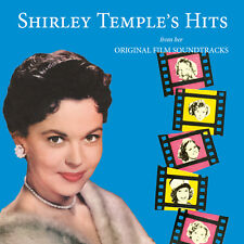 SHIRLEY TEMPLE New Sealed 2019 MOVIE SOUNDTRACK SONGS CD