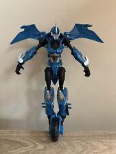 Transformers Prime Arcee Robot Motorbike Action Figure Toy Robot 15cm RARE VGC