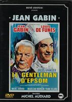 LE GENTLEMAN D'EPSOM Jean Gabin Louis De Funès DVD René Chateau Michel Audiard