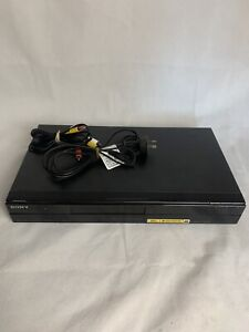 SONY RDR-HDC300 320GB HDD DVD Recorder 1080p HD Upscale Digital Tuner Faulty