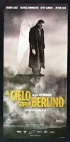 Plakat Die Himmel Über Berlin Wim Wenders Peter Falk Ganz Kino Film L32