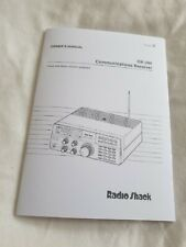 DX394 DX-394 Radio Shack Realistic Tandy Owners Manual Booklet NEW