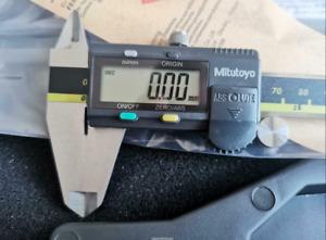 "0-6""/ 0-150mm Mitutoyo Digimatic Vernier Caliper 500-196-30 Absolute Digital New"