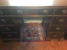 New listing Vintage Double Pedestal Desk