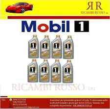 MOBIL 1 NEW LIFE 0W-40 0W40 8 LT LITRI SINTETICO AUTO MOBIL OLIO PORSCHE BMW VW