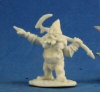 Reaper Miniatures DWARF SLAVER Polymer BONES Plastic 77298