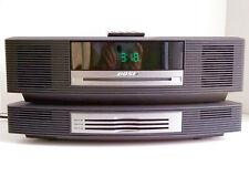 New listing Working Bose Wave Music System Awrcc1 Cd Am/Fm Radio w Multi-Cd Changer & Remote
