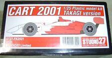 Studio27 Limited 1/25 CART 2001 Takagi Version Plastic Model Kit FK2501
