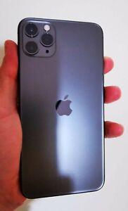 Apple iPhone 11 Pro Max - 256 GB - Shadow Grey PARI AL NUOVO