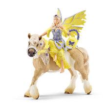 Schleich 70503 Sera In Festive Clothes, Riding (Bayala) Plastic Figure