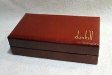 DUNHILL DUKE STREET COLOGNE FOR MEN SOAP 3X 100GR CAKES GIFT BOX VINTAGE 60S-70S