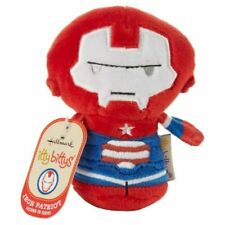 Hallmark Itty Bittys Iron Patriot Second in Series Kdd8020 Ship