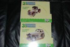 Unbranded Wooden Cars & Vehicles Puzzles