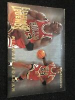 1993-94 Fleer Ultra MICHAEL JORDAN LIVING LEGENDS FOIL, Chicago Bulls HOF LEGEND
