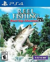 Reel Fishing: Road Trip Adventure for PlayStation 4 [New Video Game] PS 4