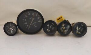 VINTAGE VEGLIA BORLETTI TACHOMETER AND Many More