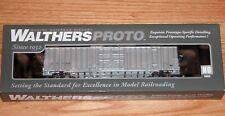 WALTHERS PROTO 920-102204 60' GUNDERSON EXPRESS BOXCAR AMTRAK SILVER AMTK 71033