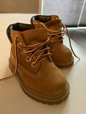 Timberland Toddlers Size 5 Boots Wheat