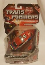 Transformers Universe 25 Years G1 Series Smokescreen Deluxe Class Hasbro 2008