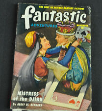 Fantastic Adventures Vol 12 #11 Mistress Of The Djinn By Geoff St Reynard Vg-F