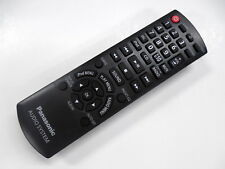 Panasonic N2QAYB000640 Remote Control OEM for SC-HC25 CD Stereo Audio System