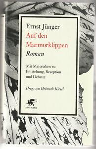 Auf den Marmorklippen. Roman von Ernst Jünger. Hrsg. von Helmuth Kiesel. 2017.