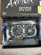 MSI GeForce GTX 1070 8GB Graphics Card Used and Fully Boxed
