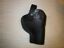 "RUGER GP 100 & S&W 686 & 586 357 MAGNUM WITH 2.5"" to 3"" BARREL, RH belt holster"