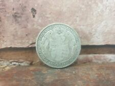 1927 HALF CROWN SILVER COIN GEORGE V (#89)