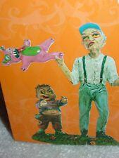 New Halloween Creepy Carnie Figurine By Department 56