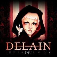 DELAIN - INTERLUDE (LIMITED FIRST.EDITION)  CD + DVD  HARD & HEAVY / METAL  NEU