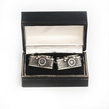 Leica Vintage Sterling Silver Cufflinks Fenwick and Sailors