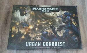 NEW & Sealed Warhammer 40k : Urban Conquest Box Set OOP Warhammer Terrain Set.