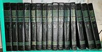 1947 Compton's Pictured Encyclopedia Complete Set, 15 Volumes VINTAGE!