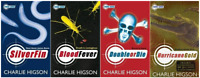 CHARLIE HIGSON YOUNG BOND 4 BOOK SET LIKE NEW SILVERFIN
