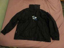 Result mens black jacket size 2XL