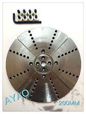 AYAO Wood Lathe Chuck Jaws 200mm